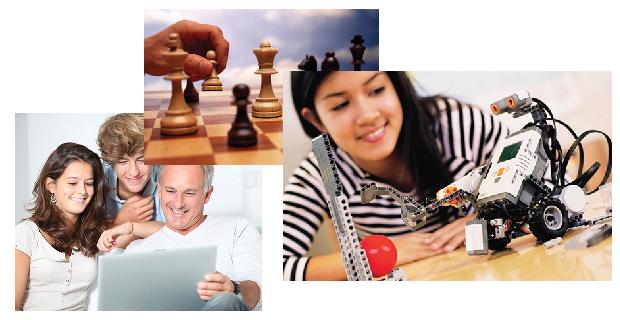 Επιπρόσθετες Εκπαιδευτικές Δραστηριότητες. ΡΟΜΠΟΤΙΚΗ - ΣΚΑΚΙ - ΠΛΗΡΟΦΟΡΙΚΗ
